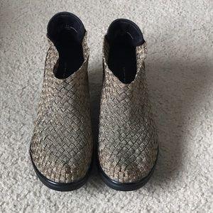 New Steve Madden Elizah Woven Shoes 🍃